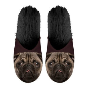 Pantoffel Pug 39-42