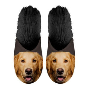 Pantoffel Golden Retriever 35-38