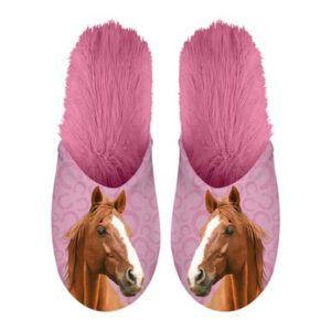 Pantoffel Paard 35-38