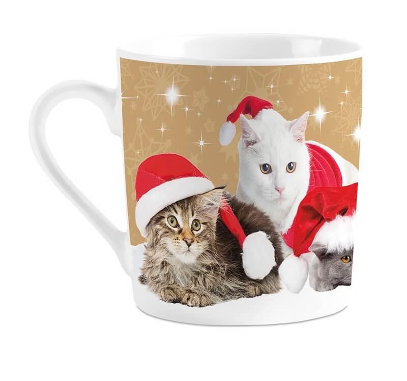 Mok Xmas Cats