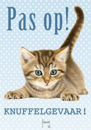 Waakbord Franciens Katten