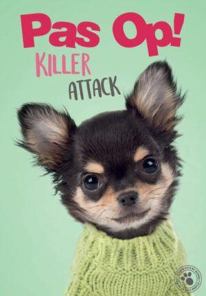 Waakbord Studio Pets Killer Attack