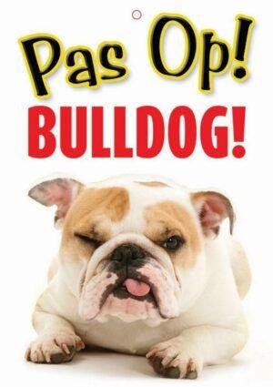 Waakbord Bulldog