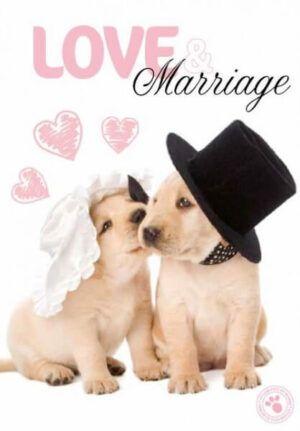 Kaart Myrna ENG Love Marriage (v)