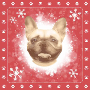 Servetten French Bulldog