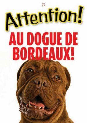 Panneau Dogue De Bordeaux
