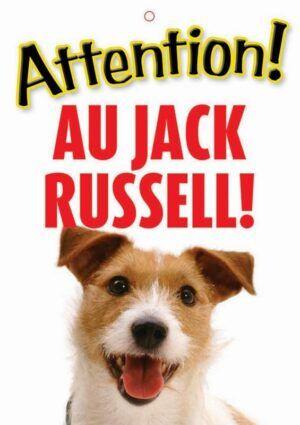 Panneau Jack Russell