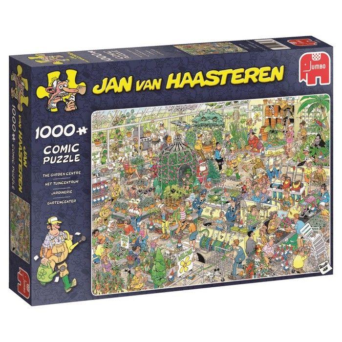 Puzzel JvH Toy Shop 1000